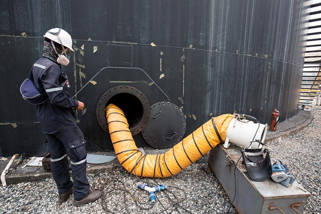 OSSA (ESC) Confined Space Entry and Monitor – 8 hours