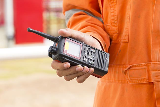 Two-Way Radio Communications – 5H (SCS)