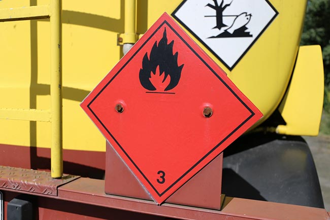 TDG – Transportation of Dangerous Goods – 4H (Danatec)